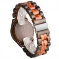 Montre Bois Homme avec bracelet bois - Herbert