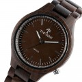 Montre Bois Homme avec bracelet bois - Bernard
