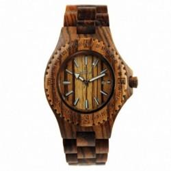 Montre Bois Homme avec bracelet bois - Michael