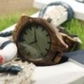 Montre Bois Homme avec bracelet bois - Dana
