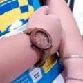Montre Bois Homme avec bracelet cuir - Damon