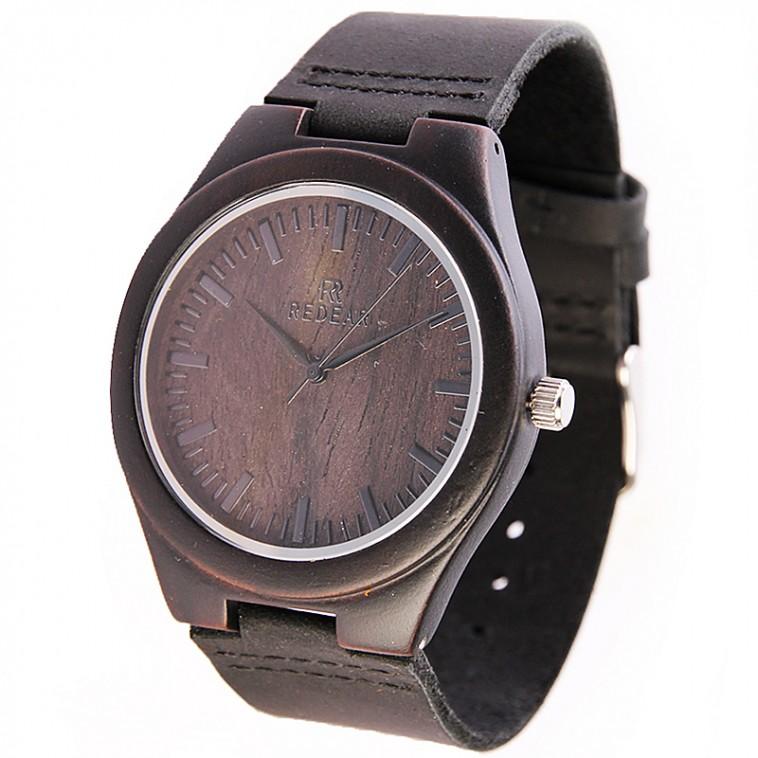 Montre Bois Homme avec bracelet bois - Victor