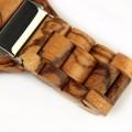 Montre Bois Homme avec bracelet bois - Jack