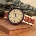 Montre Bois Homme avec bracelet bois - Terry