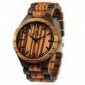 Montre Bois Homme avec bracelet bois - Kenneth